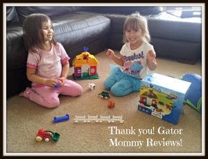 Girls-Gator Mommy Reviews