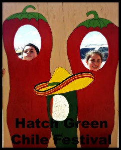 Hatch Green Chile Festival R&J