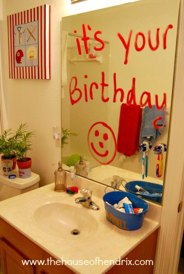 Making Birthdays Special with Birthday Traditions Mom 2 54321