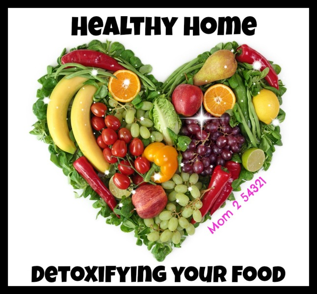 Detoxifying food