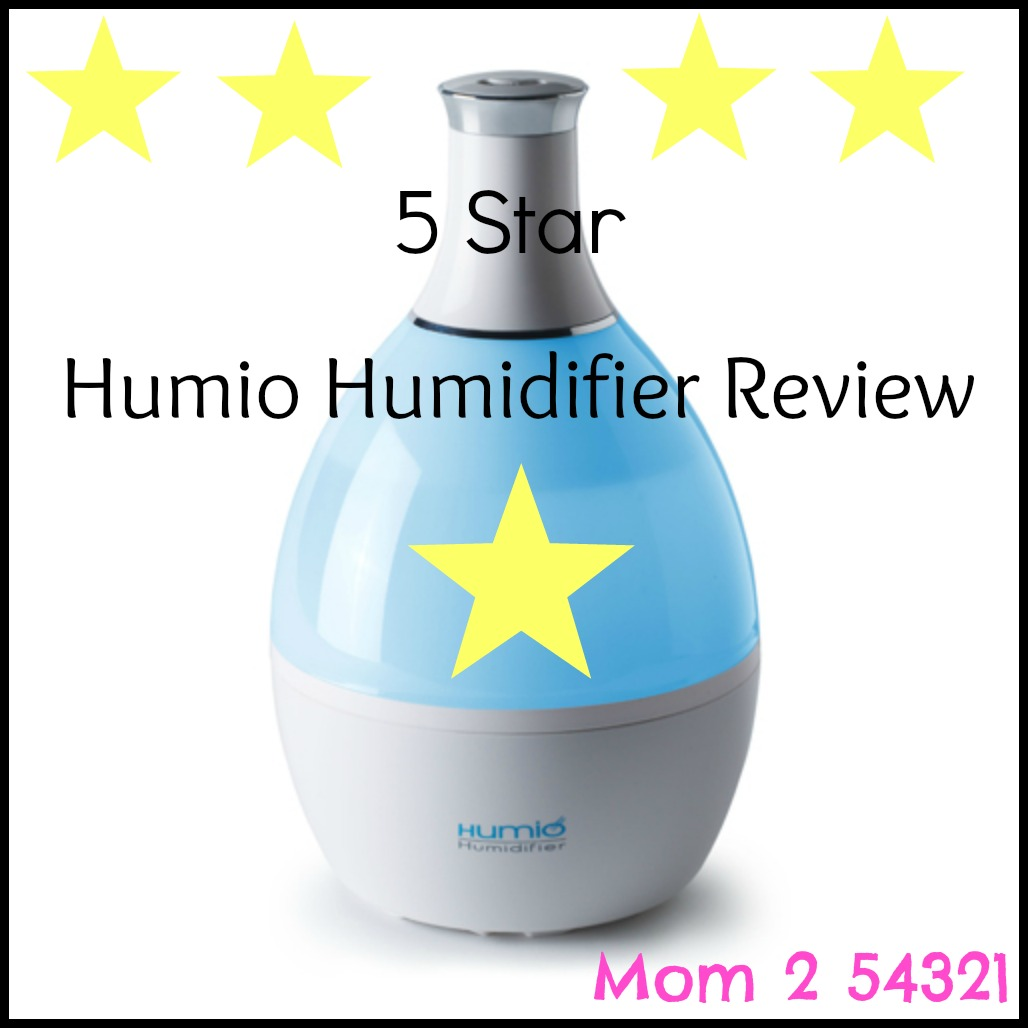 Thanks to Moms Meet I was sent a Humio Humidifier at a reduced rate in  #C5CA01