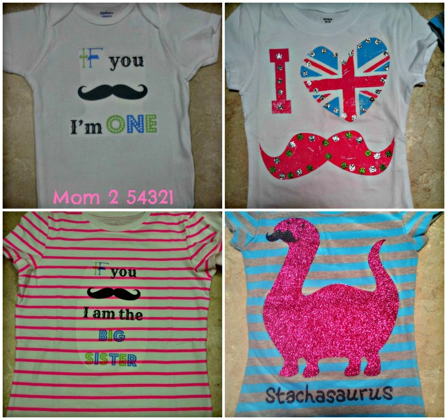 Kidsshirtsforstacheparty
