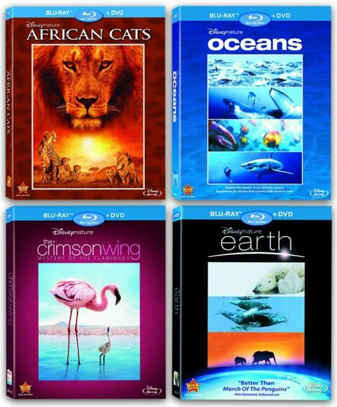 Disneynature-Four-Pack-Blu-ray