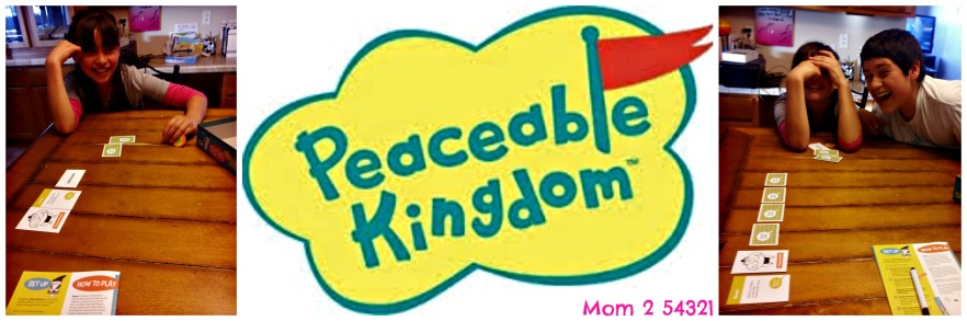 Peaceable Kingdom Say the Word Game1