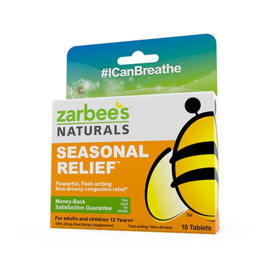 Zarbee's Seasonal Relief