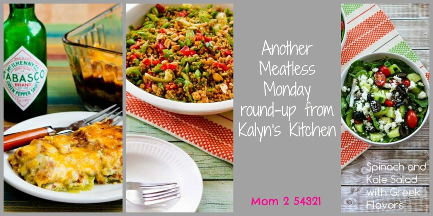 Meatless Monday roundup from Kalyn's Kitchen