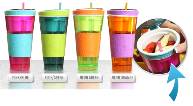 snackeez cup colors