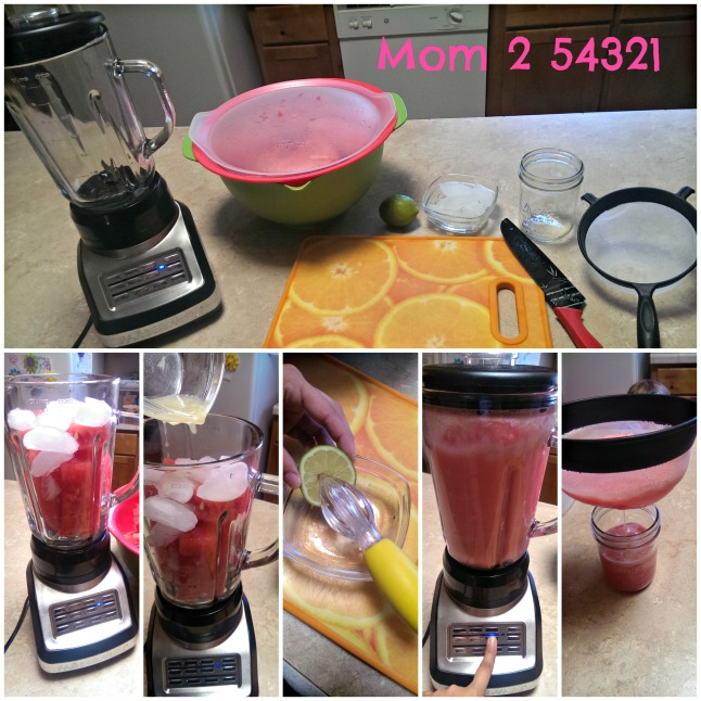 Watermelon Cooler How To