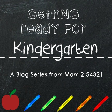 Getting Ready for Kindergarten