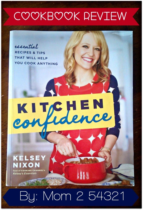 Kitchen Confidence Cookbook Review