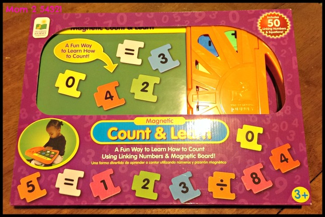 The Learning Journey International Magnetic Count & Learn