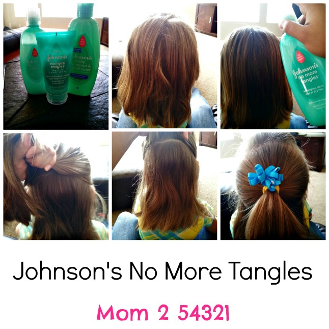 Johnson & Johnson No More Tangles