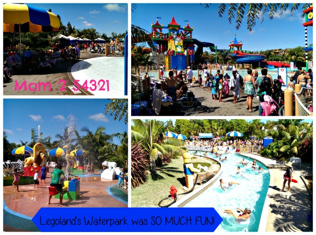 Legoland's Waterpark