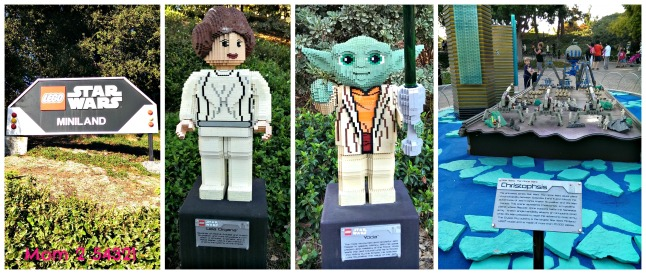 StarWars in Legoland