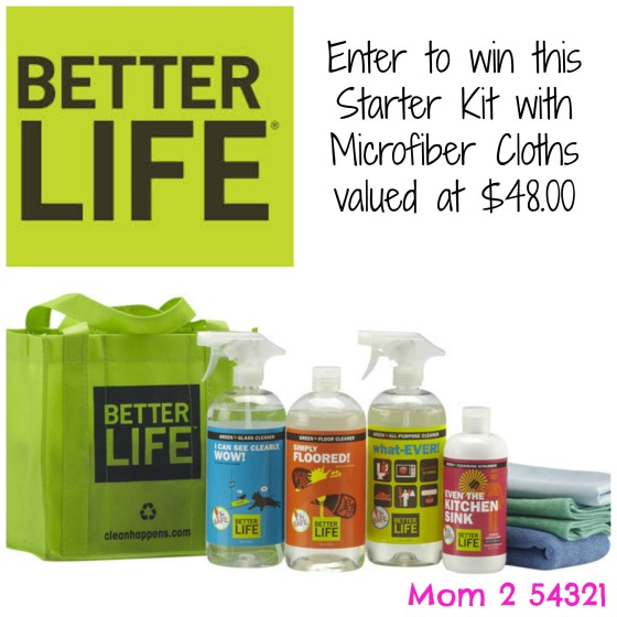 Better Life Review and Giveaway