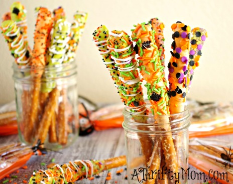 Gourmet-Halloween-Pretzel-Rods-Halloween-Recipes-Easy-Halloween-Treats-Halloween-Party-Ideas-Halloween-Food