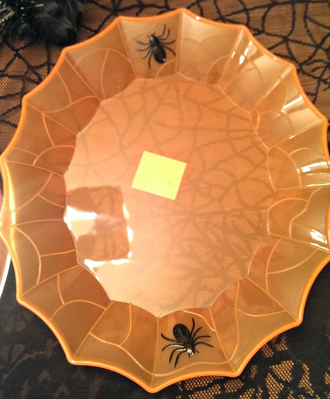 Halloween Round-Up from Dollar Tree Serving Tray
