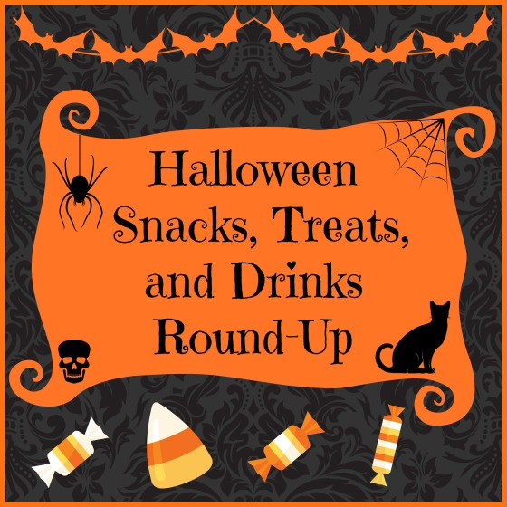 Halloween Snacks, Treats, and Drinks Round-Up