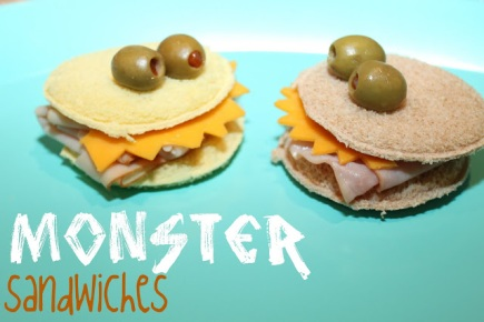 Monster Sandwich