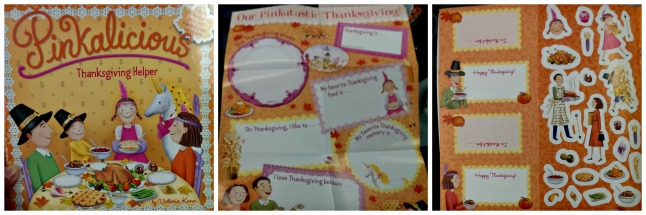 Pinkalicious Thanksgiving