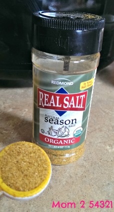 Real Salt Organic Season Salt Review