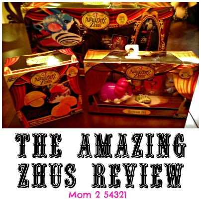 The Amazing Zhus Review