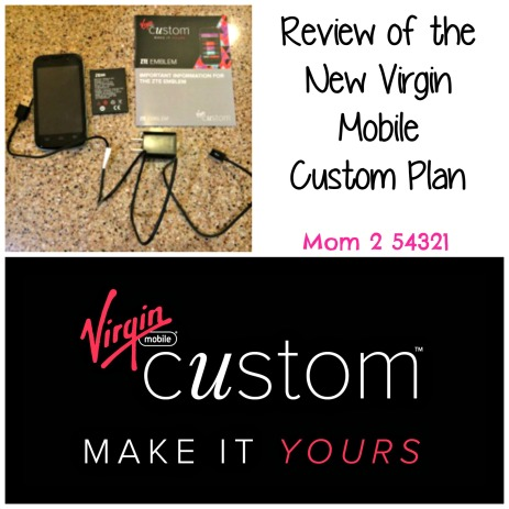 Virgin Mobile Custom Review