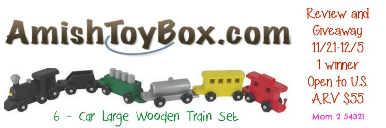 Amishtoybox.com Review and Giveaway