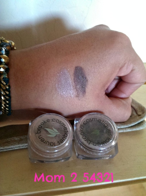 lauren brooke cosmetiques eye shadows