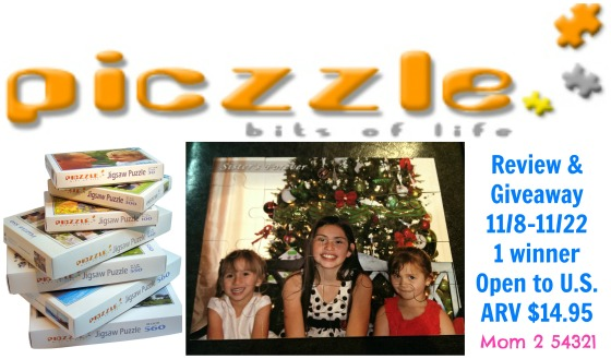 Piczzle Review and Giveaway
