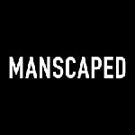 This image has an empty alt attribute; its file name is manscapedlogo.jpg